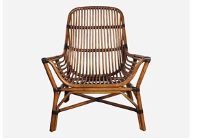 Colony rattan loungestol fra House Doctor